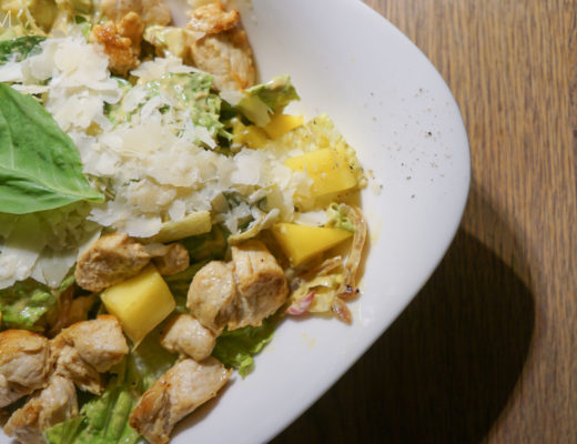 Chicken Insalata - Vapiano Miami - Munch Miami Gluten Free Review