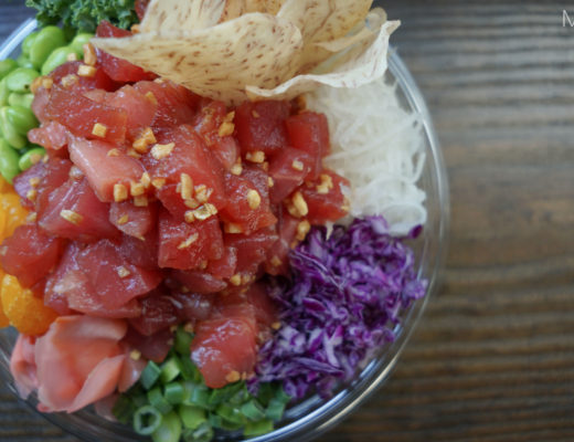 Munch Miami Reviews Poke 305 Gluten Free options