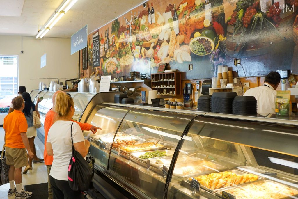 Gluten Free Hot Bar at Epicure Market | Munch Miami Review