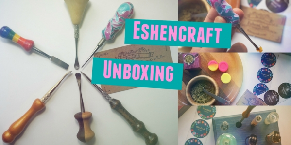 Eshencraft Dabbers Unboxing