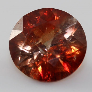 Bi Color Zircon Red/Orange