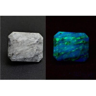 Autunite-Microcline