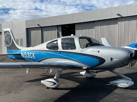 2014 CIRRUS SR22T WITH PERSPECTIVE N53CK