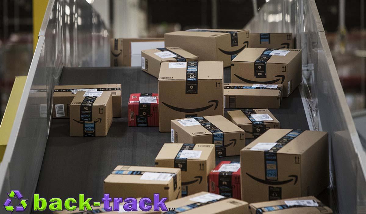 amazon customer returns renewed by Back-Track