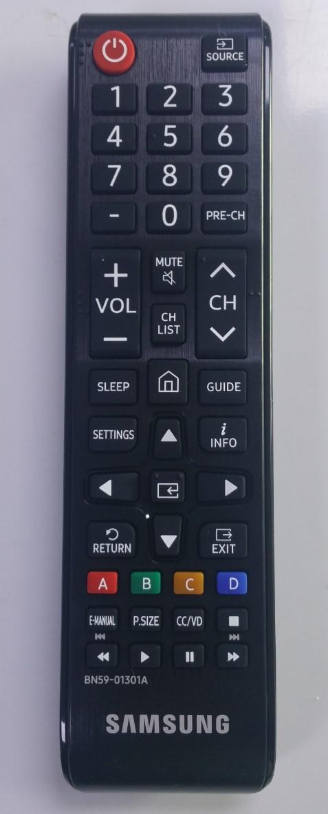 Samsung UN55NU7100 tv repair kit board d