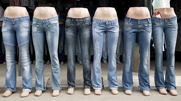 customer return story dirty jeans