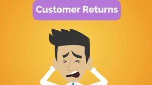 customer returns service for online retailers