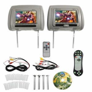 We Repair Rockville RDP711-GR Headrest DVD Players