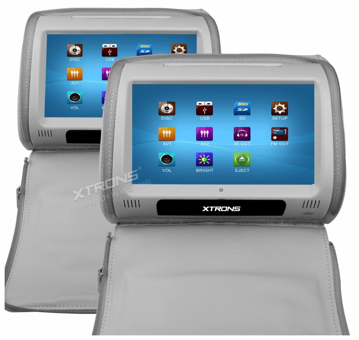 Xtrons HD908TG Repair