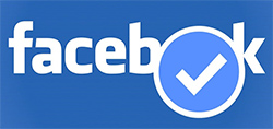 Facebook verified for donations