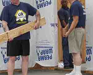United Relief Foundation Katrina