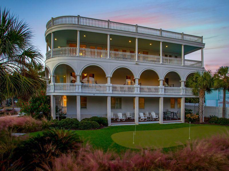 Sea Palace- 4101 Palm Boulevard, Isle of Palms