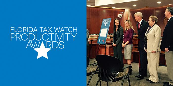 Florida Tax Watch Productivity Awards