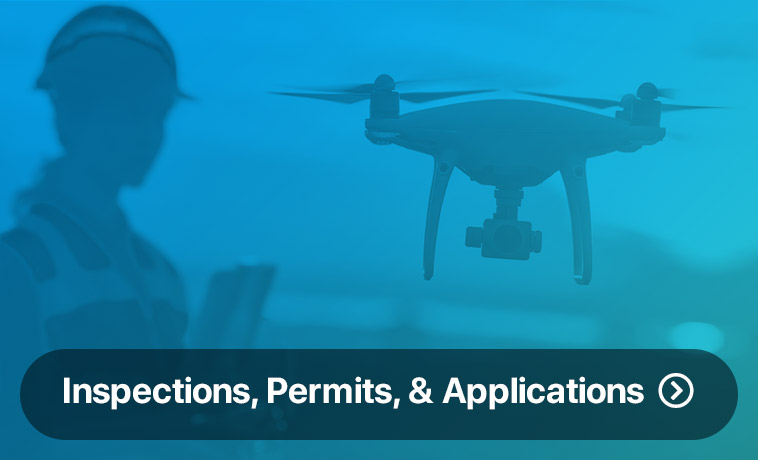 Inspections, Permits, & Applications