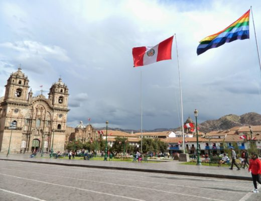 Cruising Through Cusco