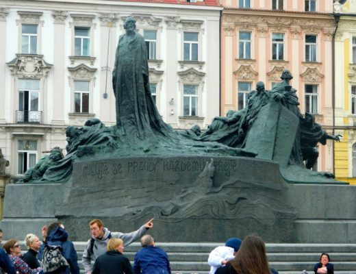 Picturing Prague's Past