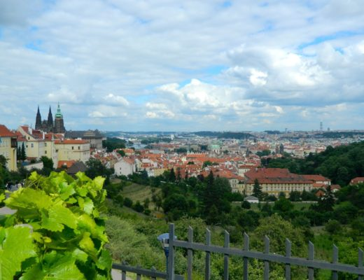 Crashing a Czech Castle: Tour or No Tour?