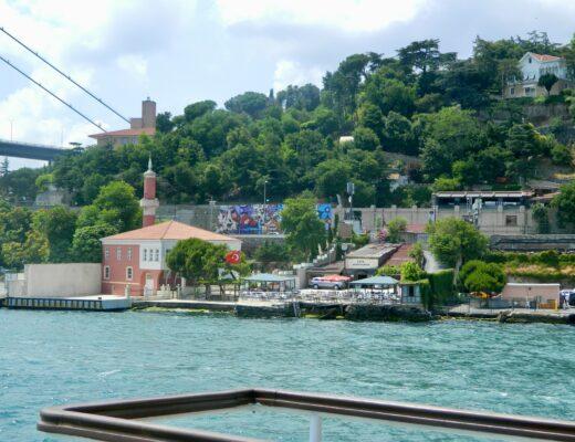 Istanbul in Instalments: Taking a Bosphorus Cruise & Exploring Beşiktaş