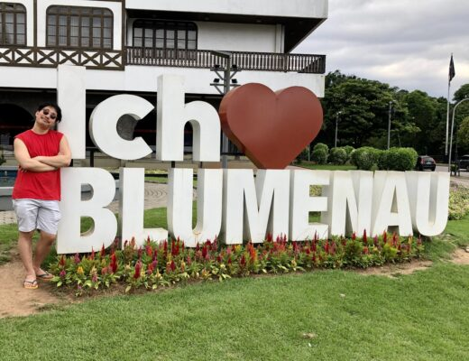 Beautiful Blumenau, Brazil: A Bit of Tropical Germany