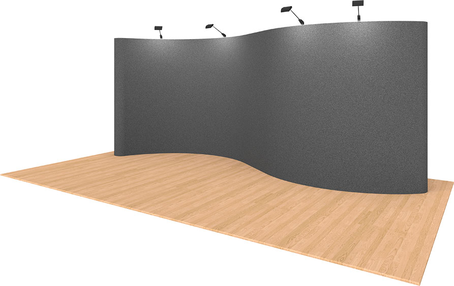compact-pop-up-20ft-serpentine-fabric-trade-show-display