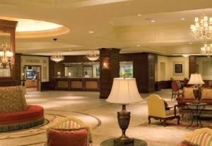 Marriott Grand Chateau Lobby