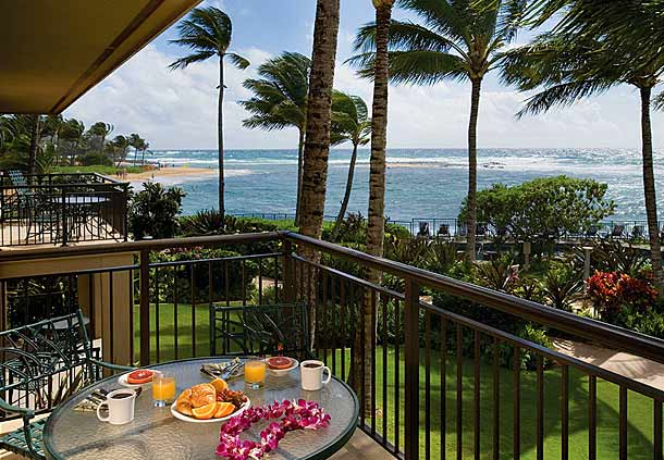 Marriott Waiohai Beach Club