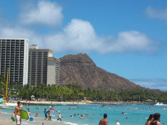 Oahu timeshare resales at Wyndham Waikiki Beach Walk