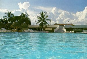 Coronado Beach Resort Swimming Pool