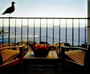 Highlands Inn Balcony View