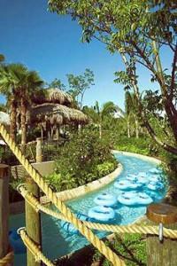 Hyatt Coconut Plantation Resort Lazy River