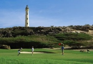 Marriott Aruba Surf Club Golf