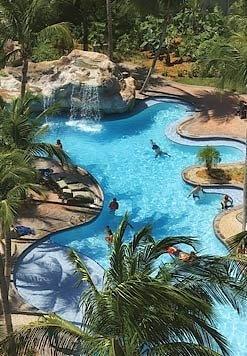 Marriott Aruba Surf Club Rewards Chart
