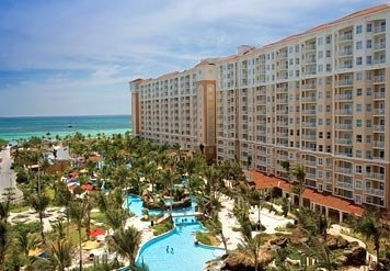 Marriott Aruba Surf Club 2014 Maintenance Fees