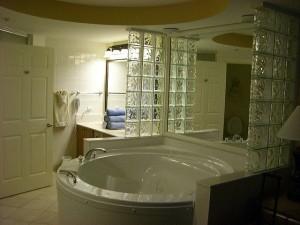Marriott Cypress Harbour Master Bath
