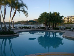 Marriott Cypress Harbour Swimming Pool
