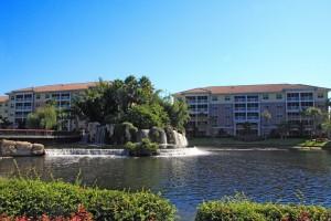 Sheraton Vistana Villages in Florida Fountain