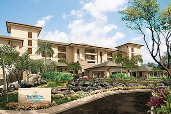 How many ADA villas at Westin Kaanapali Ocean Resort Villas North