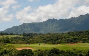 Westin Princeville Ocean Resort Villas Golf Course