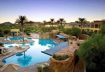 What Are Gold Weeks At Marriott Canyon Villas At Desert Ridge