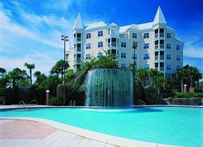 Hilton Grand Vacations Club SeaWorld Phase II 2017 Maintenance Fees