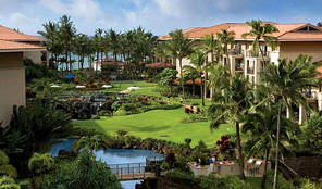 Marriott Waiohai Beach Club Rewards Chart