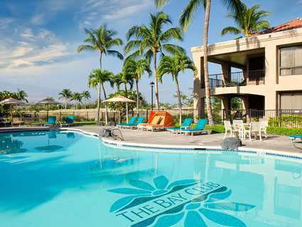 Hilton Grand Vacation Bay Club at Waikoloa Points Chart