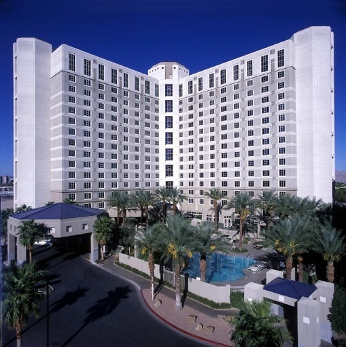 Hilton Grand Vacation on Paradise Points Chart