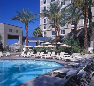 Hilton Grand Vacations Club Las Vegas Swimming Pool