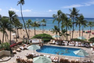 Hilton Grand Vacations Club at Hilton Hawaiian Village Swimming Pool