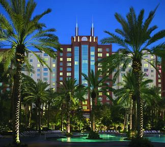 Hilton Grand Vacations at the Flamingo Points Chart