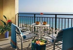 Marriott BeachPlace Towers Balcony