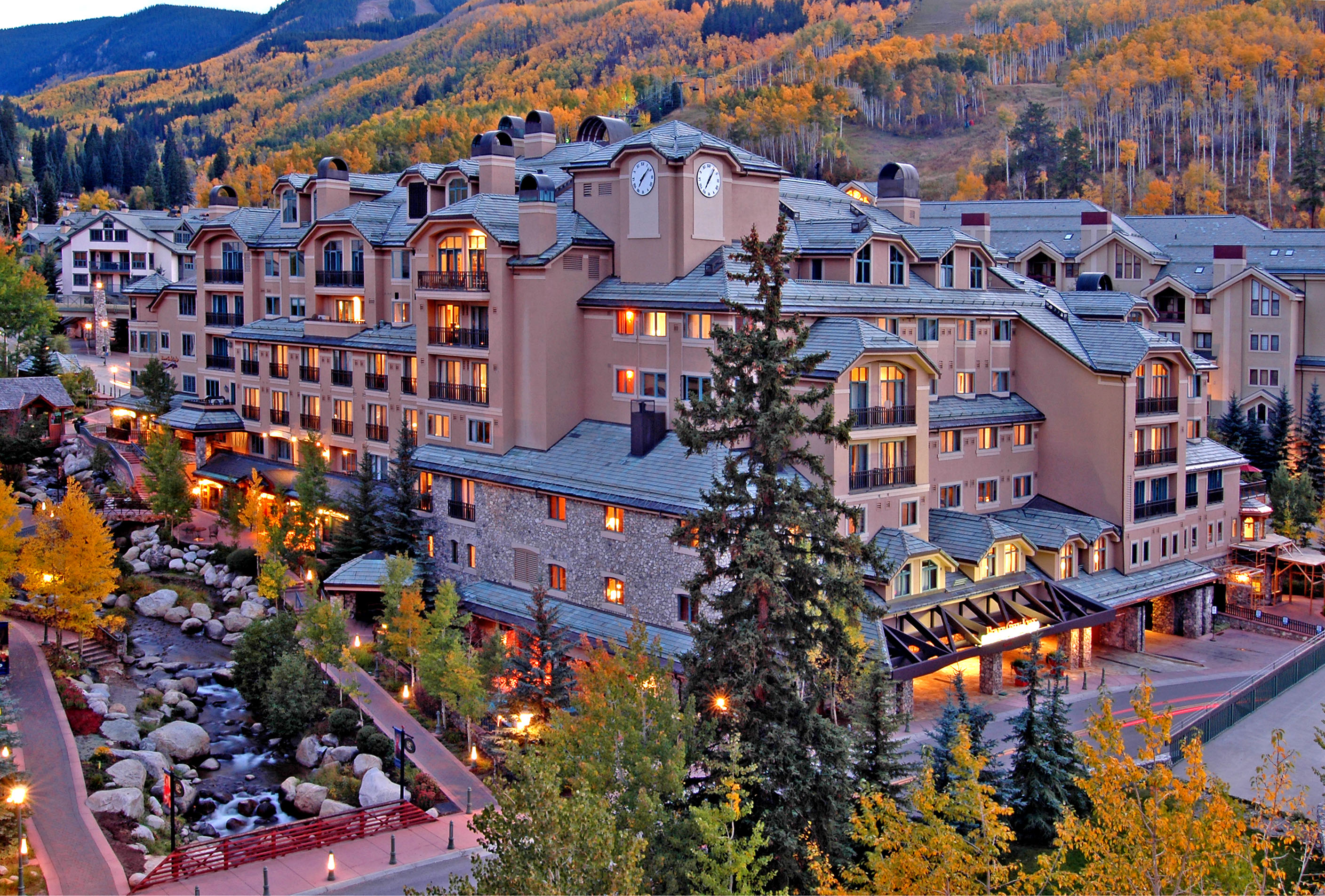 Residence at Park Hyatt Beaver Creek