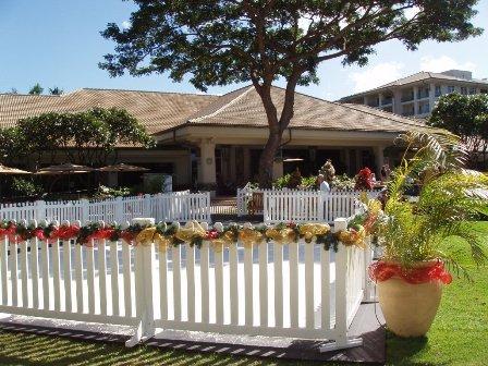 Westin Kaanapali Ocean Resort Villas Christmas 2012 Events