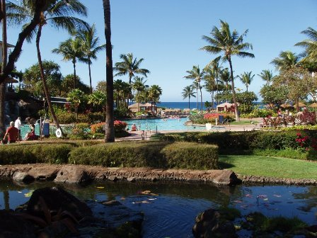 Maui Timeshare Resales of Westin Kaanapali Ocean Resort Villas